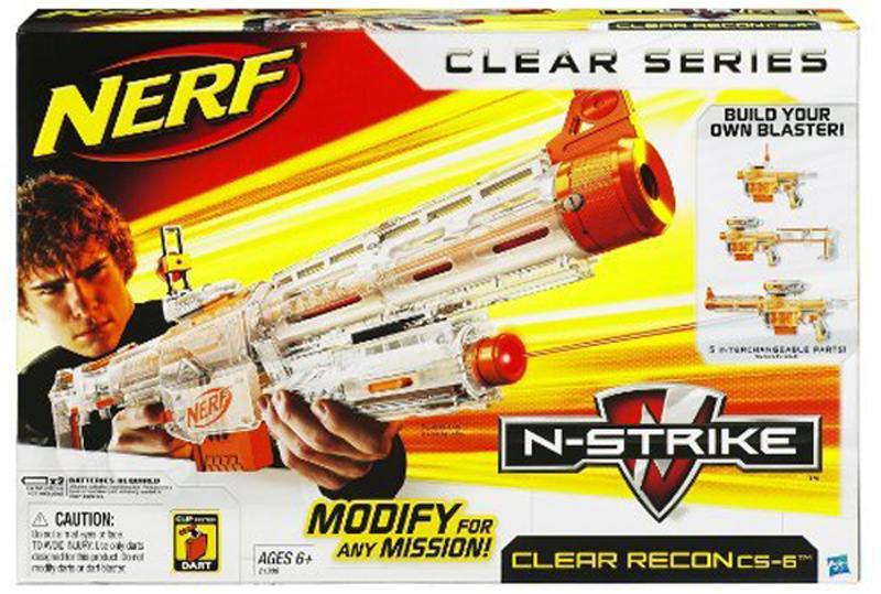 Urban Taggers Nerf Box Models They Re Growing Up