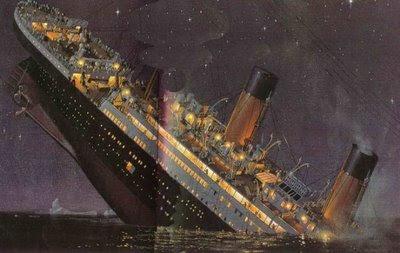 titanic 1 10 Kemalangan Paling Mahal Di Dunia
