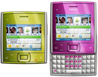 Harga Nokia X5 bandung, jakarta, makasar, bali, jogjakarta, medan, pe