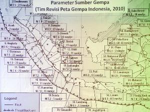 Berita terbaru Gempa papua 30 september 2010