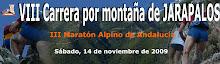 Este año el Maratón Alpino de Jarapalos es  MÁS....MÁS duro......... MÁS técnico......... MÁS difíc