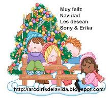 GRACIAS SONY & ERIKA