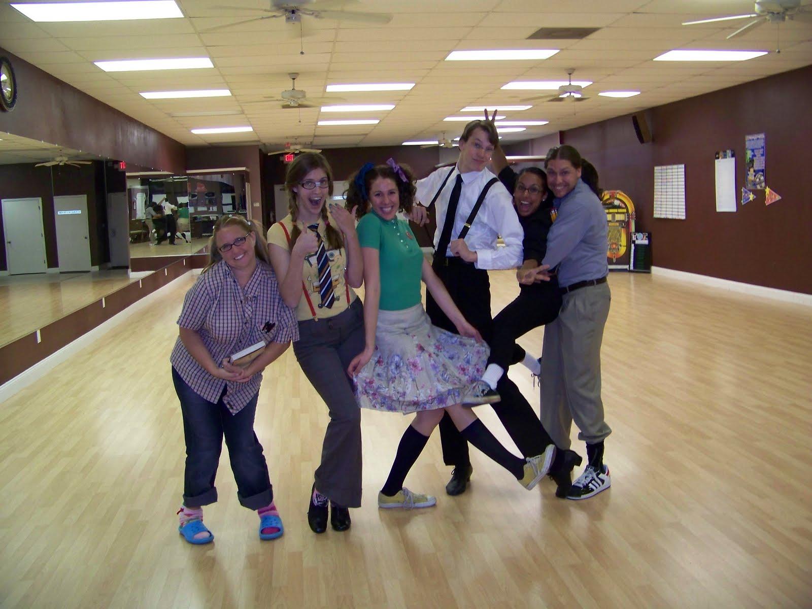 Ballroom Gallery Nerd Day!!!