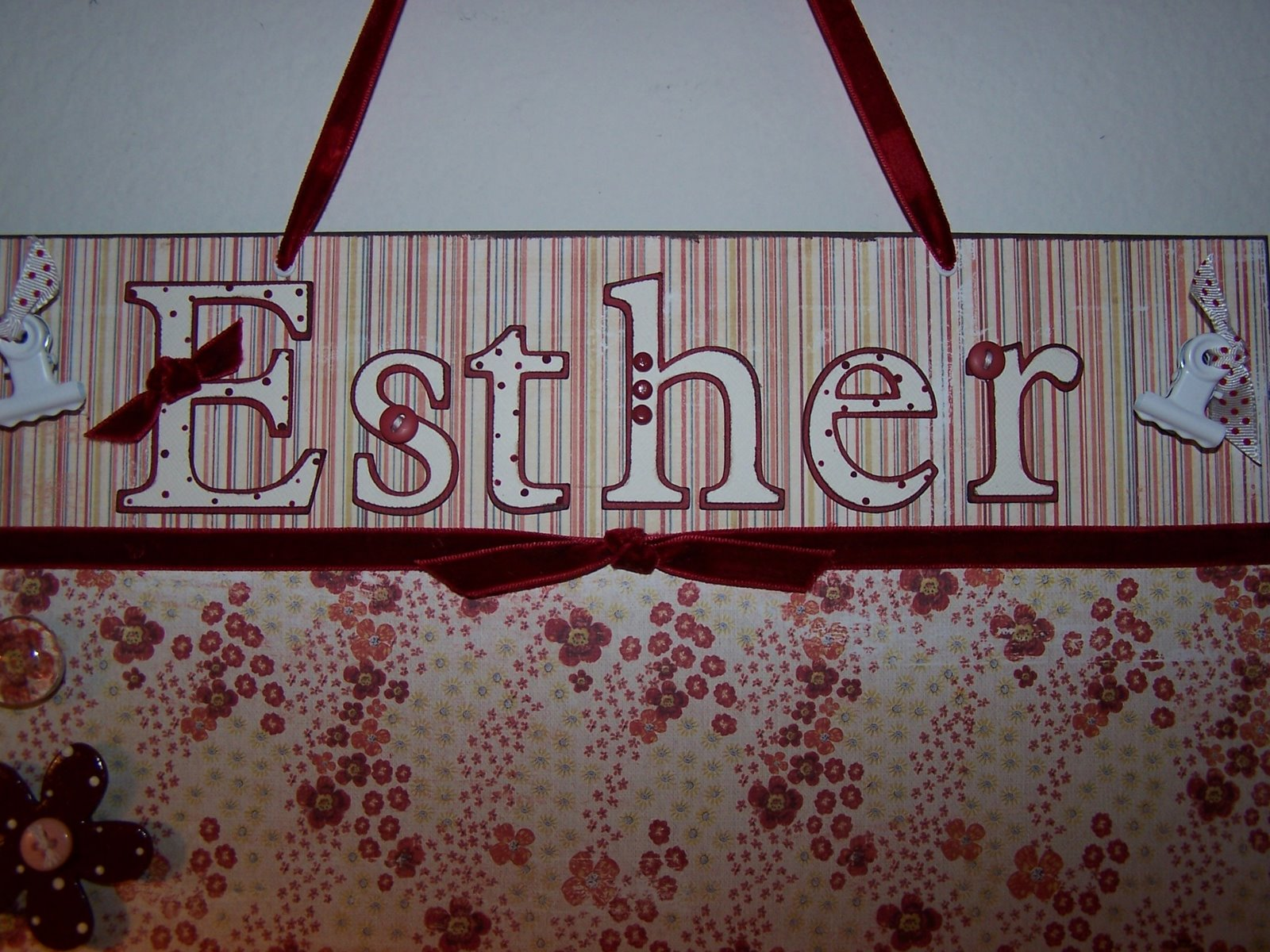 [Esther]