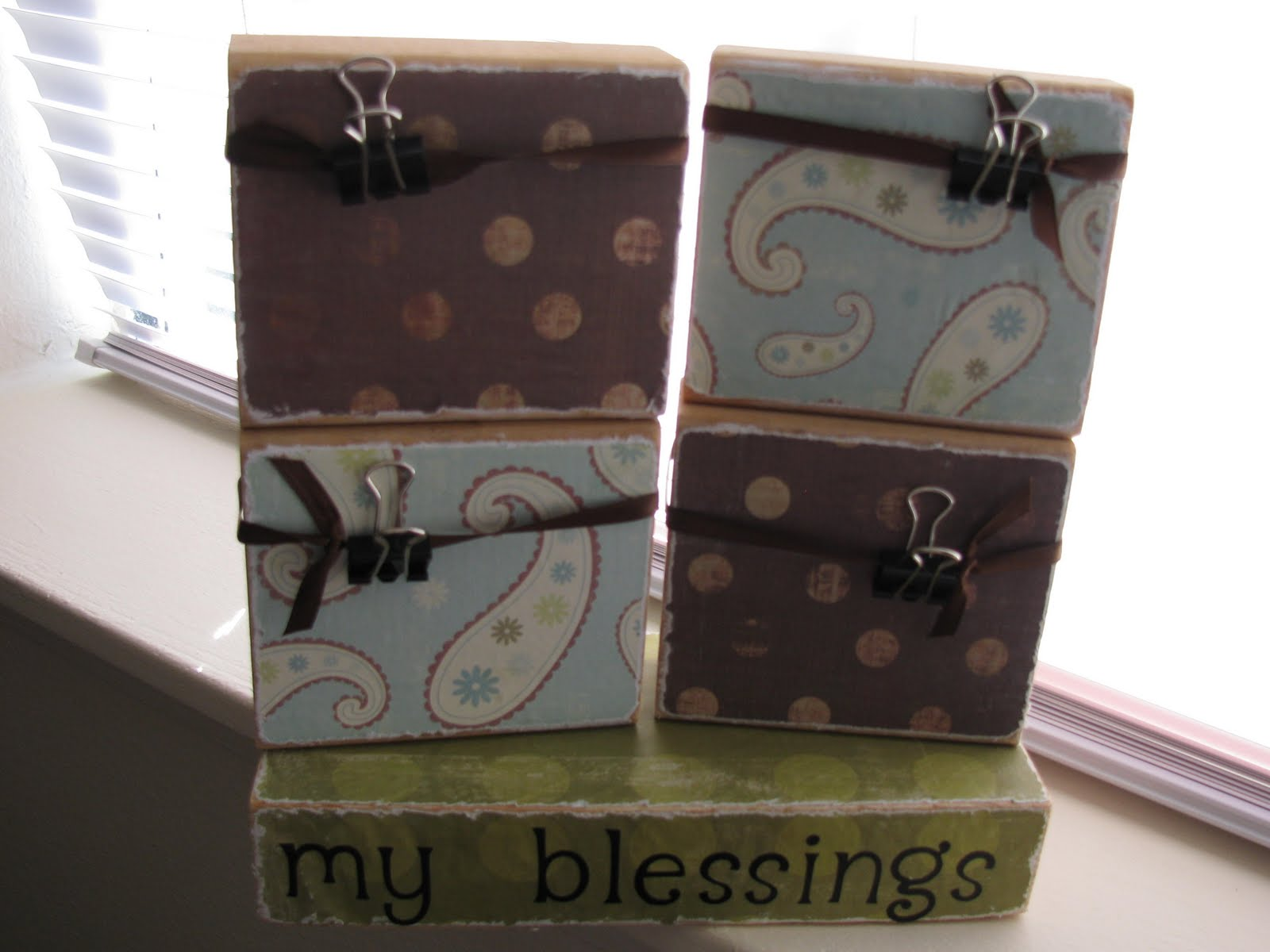 Wood Block Craft Ideas ~ My crafty playground another wood block photo holder