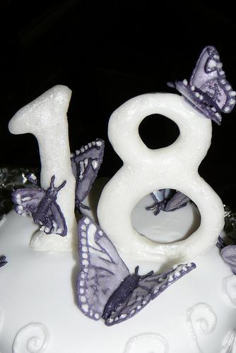 18 anos com: