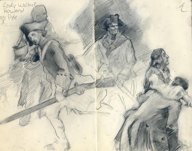 Study of Howard Pyle
