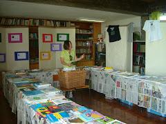 Feira do Livro na Biblioteca