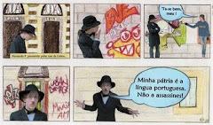 Fernando Pessoa em BD!