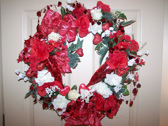 TOAST the LOVE Wreath