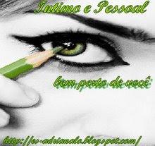 """Do blog da Adriana """"Intimo e Pessoal"""""""