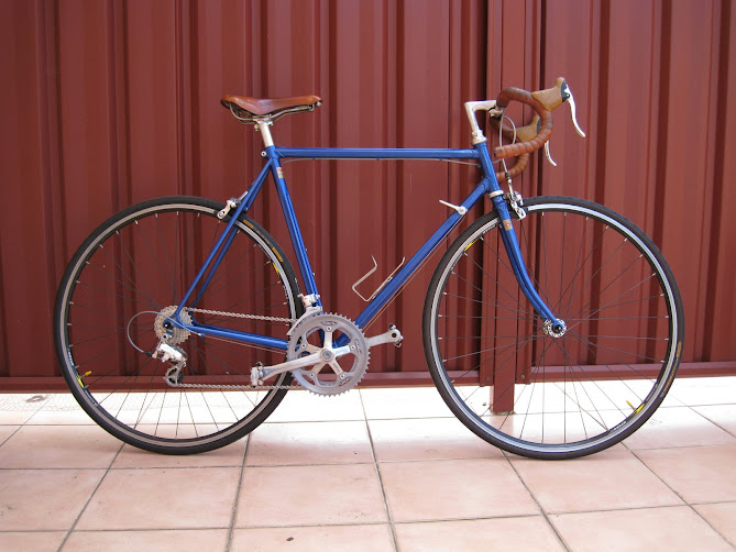 "Columbus SLX ""star profile"" racing bicycle."