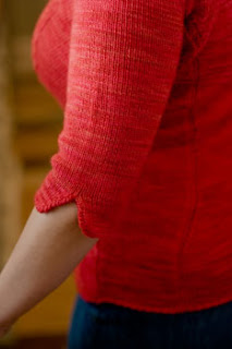 In Interweave Knits-click for more pattern details