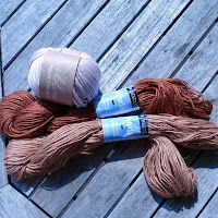 yarn for swatching