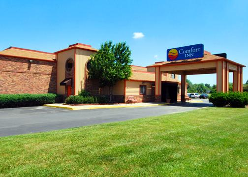 Comfort Inn North - Toledo Ohio