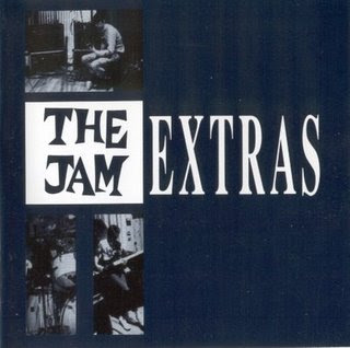 THE JAM The+Jam+-+Extras-+A+Collection+Of+Rarities