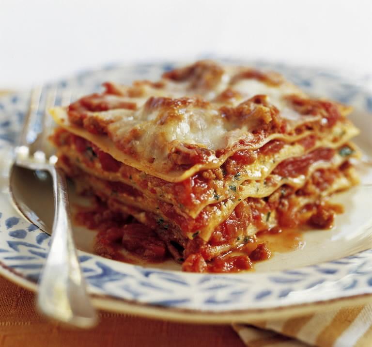 receta pasticho italiano
