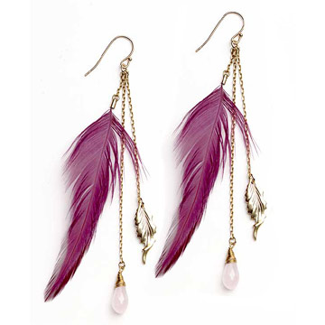 حلوق على شكل ريش ...... تحففففففففة Earrings.jpg