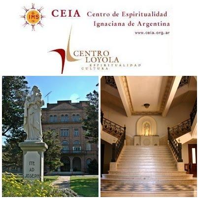 EJERCICIOS ESPIRITUALES CENTRO LOYOLA