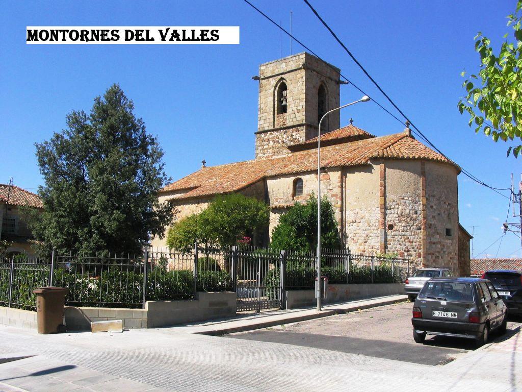 Culiblanco por francisco nieto iglesia sant sadurni de for Pisos en montornes del valles