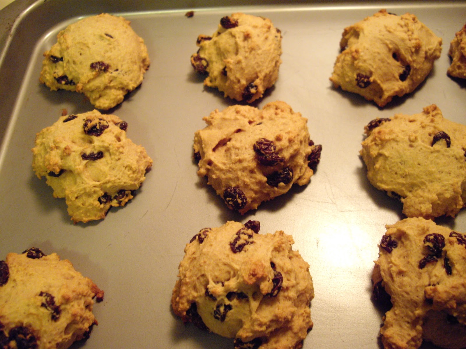 Better Than Hagrid S Rock Cakes Cooking Ala Mel