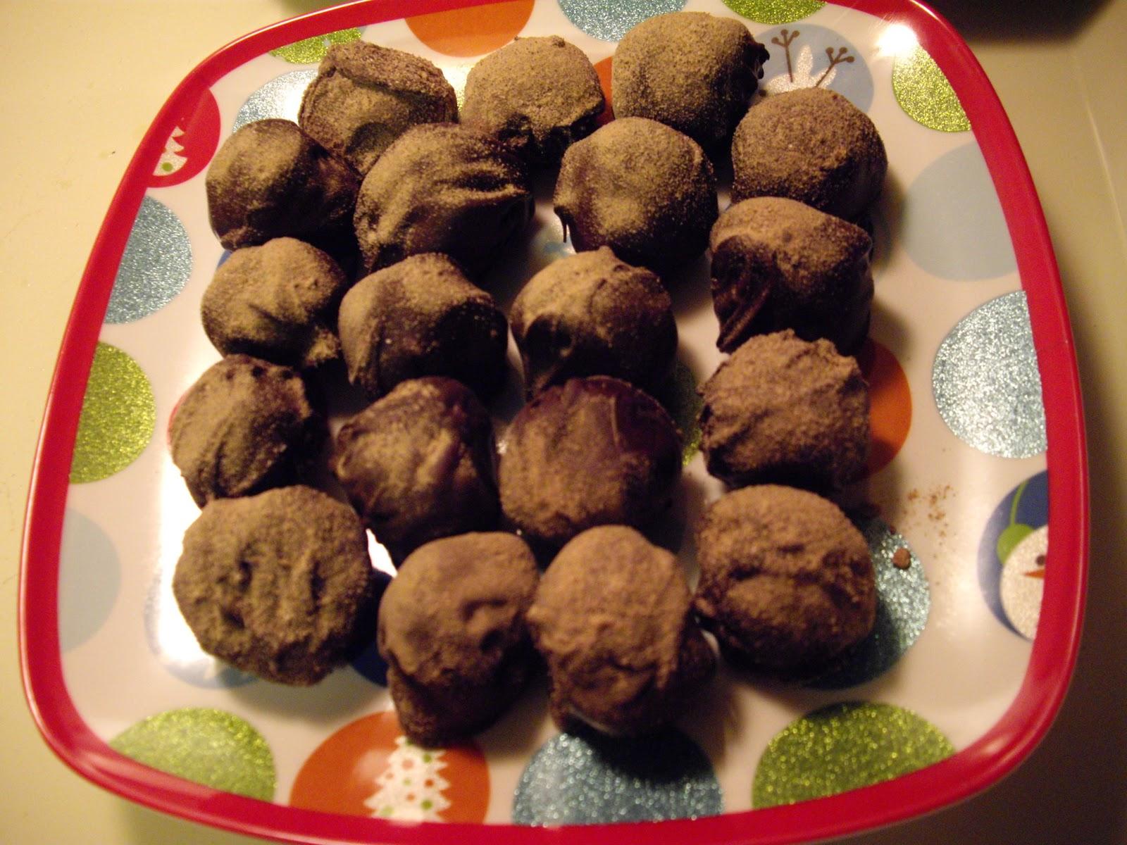 Mocha Truffles | cooking ala mel