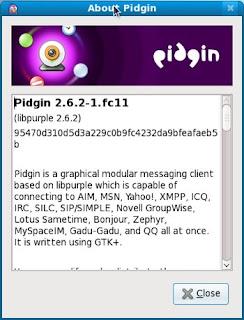 Pidgin Yahoo