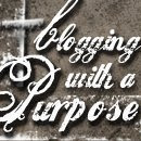 blogging purpose award
