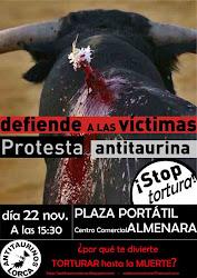Manifestación Lorca 22nov/09