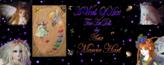 Marcie Hart - A Work Of Hart