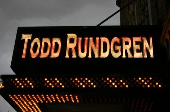 TODD RUNDGREN ARENA BLOG