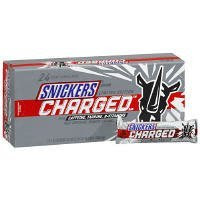 Snickers Charged Bar