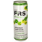 FRS Lemon Lime Energy Drink