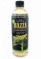 Bazza High Energy Green Tea