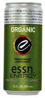 essn Organic Energy Drink