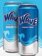 Wave Energy Drinks