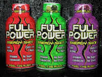 Full Power Energy Shots