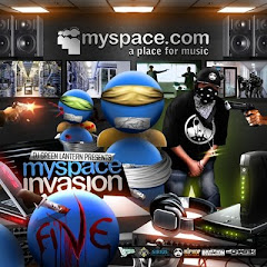 "Dj Green Lantern Myspace Invasion Prt. 5 Mixtape ""FREE DOWNLOAD"""