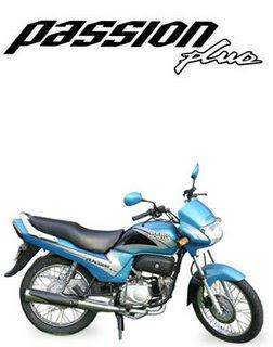 2009 Hero Honda Passion Pro Details-