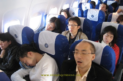 How to sleep in china people.