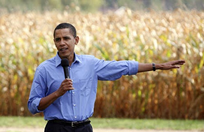 Obama orders more fuel-efficient cars by 2011.