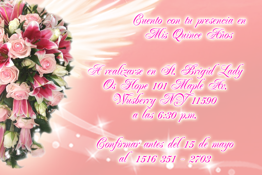 Marcos Para Tarjetas De Quinceaneras Wallpapers | Real Madrid ...