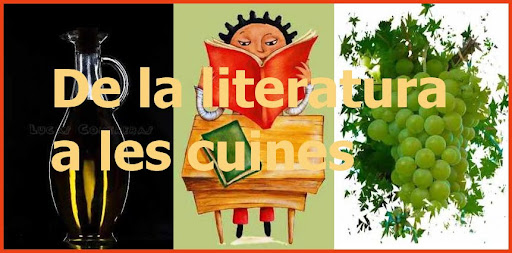 De la literatura a les cuines