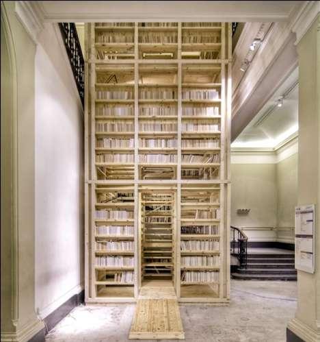 C e l l s 2010 11 bold small space living some inspiration - Etagere maison du monde ...