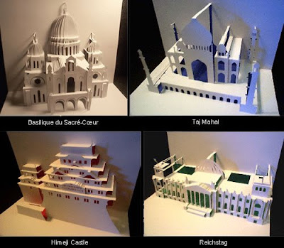 In The Japanese Paperfolding Art Of Origami Cutting Paper Is Frowned Upon But 1981 Masahiro Chatani Professor Architecture At Tokyo Institute