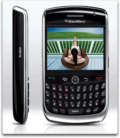 BlackBerry Curve 8900 Titanium T Mobile BlackBerry Curve 8900 Phone, Titanium (T Mobile)