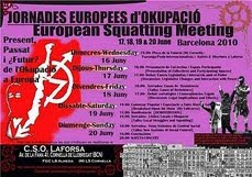 European Squat Meet in Barcelona (click the image for info)