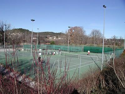 La nouvelle saison 2010 du tennis club de Mons