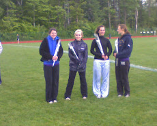 Senior Distance Runners Honored