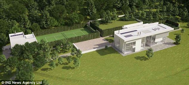 To Replace 1930s Country House With 'futuristic Petrol Station' Home
